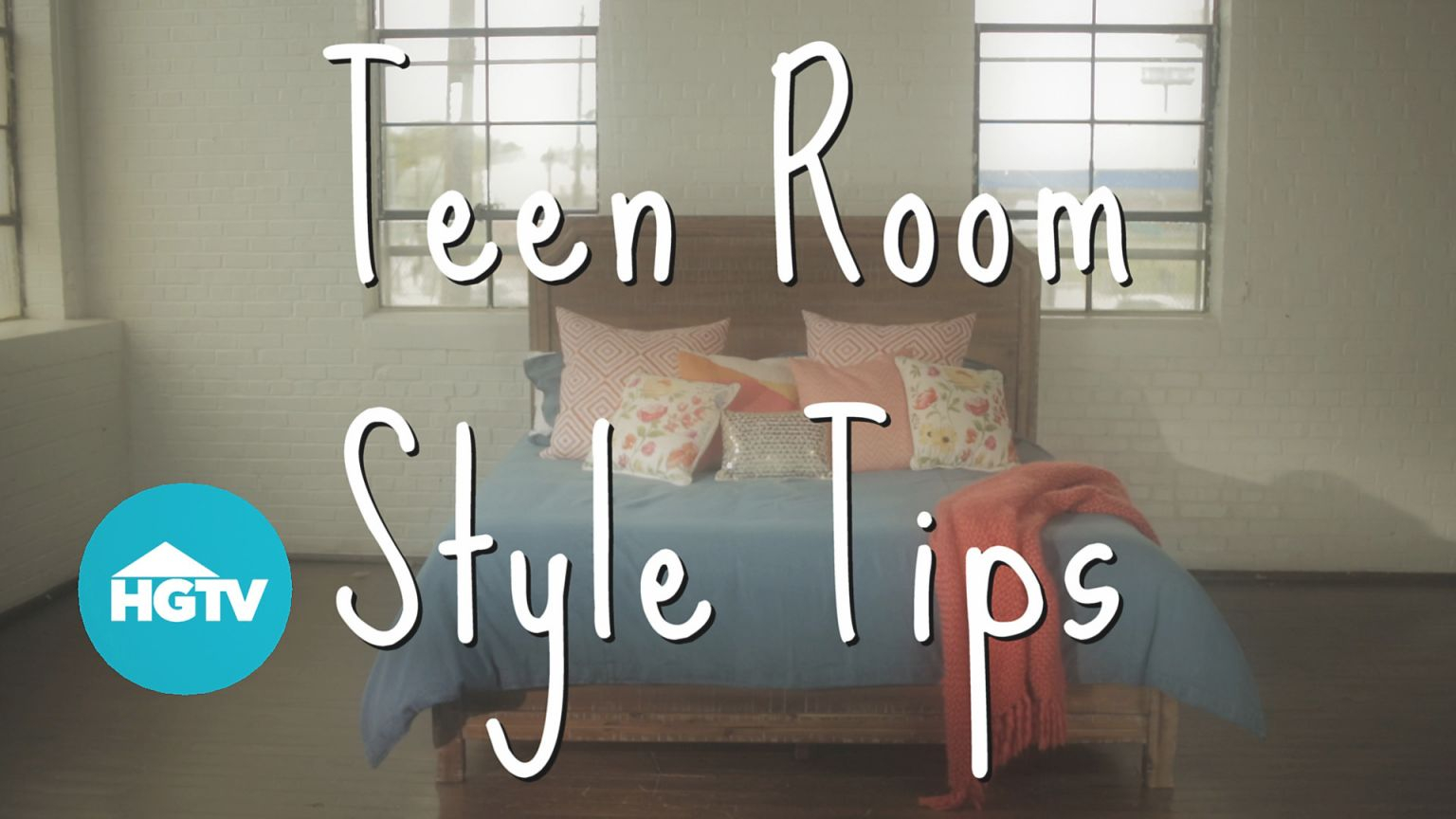 Teen Bedrooms - Ideas For Decorating Teen Rooms | Hgtv for ...