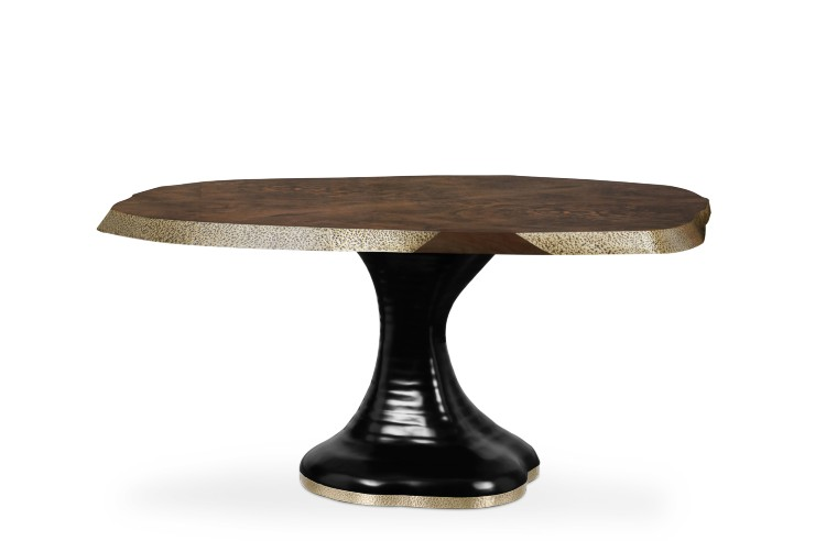 2020's Living Room and Dining Room Trends - The Inspiration You Need 2020 2020's Living Room and Dining Room Trends – The Inspiration You Need plateau dining table II 1 HR