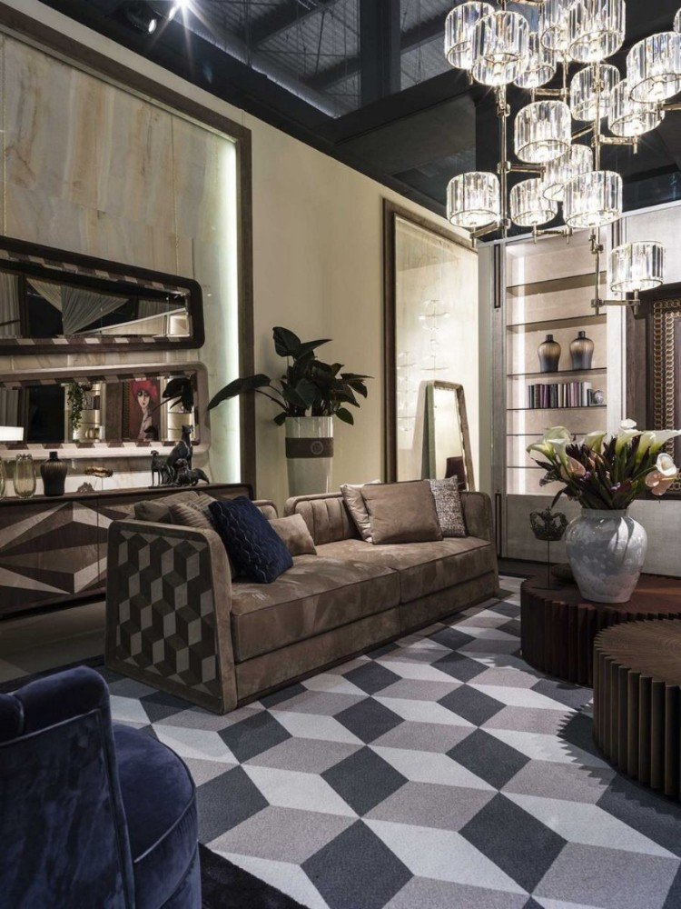 iSaloni 2020 Edition - The Trade Show You Need To See isaloni iSaloni 2020 Edition – The Trade Show You Need To See iSaloni The Milan Trade Show is Back and Ready to Set Trends 2 1
