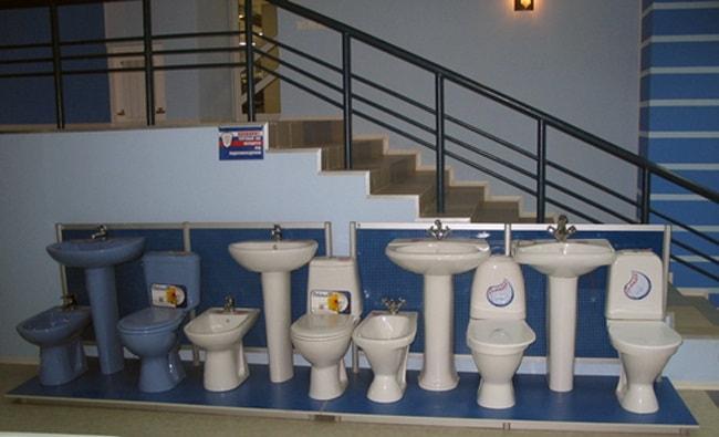 Plumbing assortment