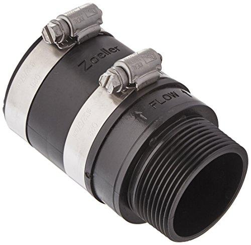 Zoeller 30-0238 Inline Check Valve, Small, Black