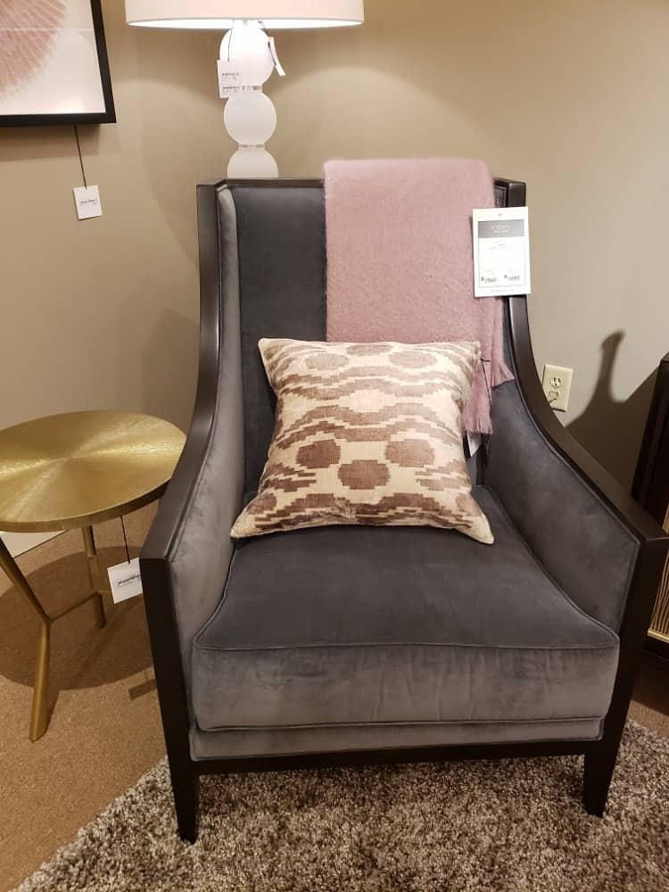 Caden Arm Chair by Ethan Allen