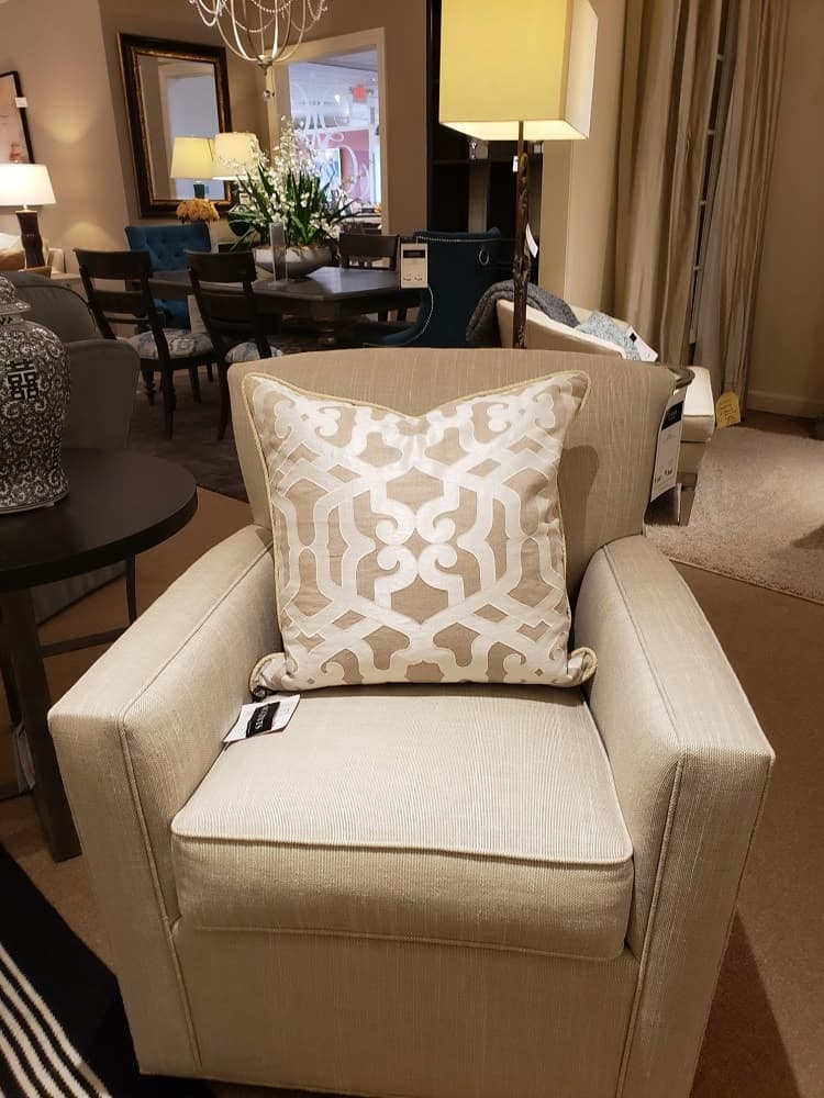 Turner Arm Chair by Ethan Allen