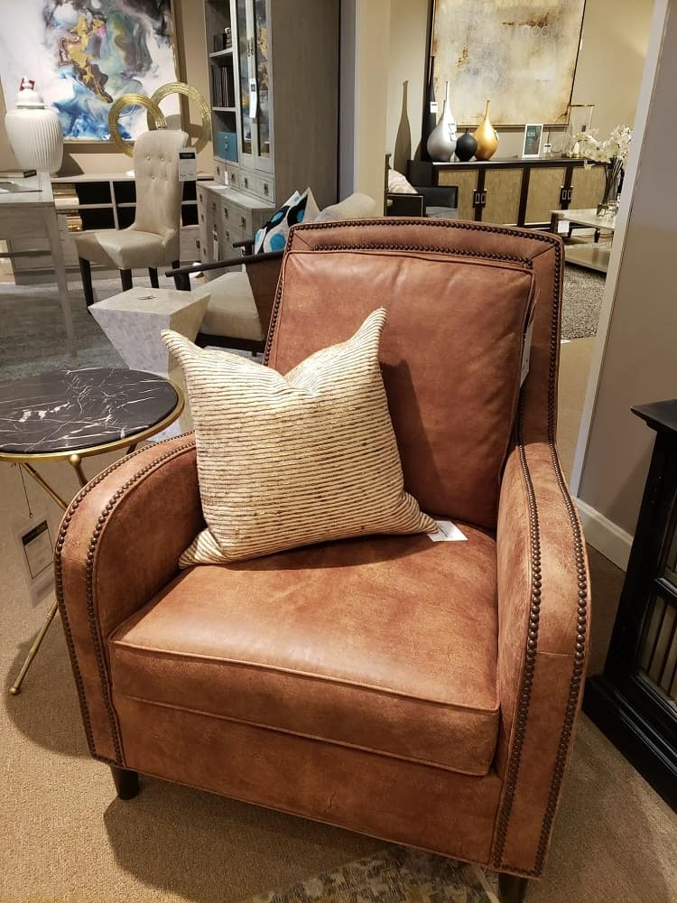 Malone Arm Chair by Ethan Allen