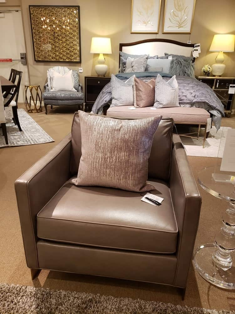 Harley Arm Chair by Ethan Allen