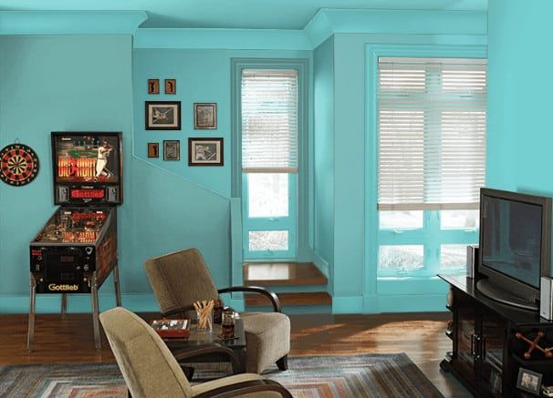 Soft Turquoise by Behr