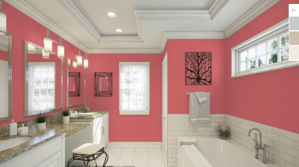 Begonia by Sherwin-Williams
