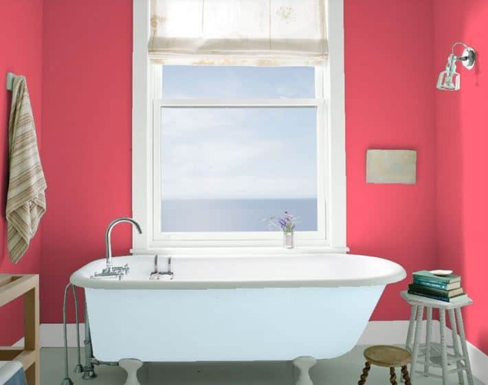 Italiano Rose by Benjamin Moore