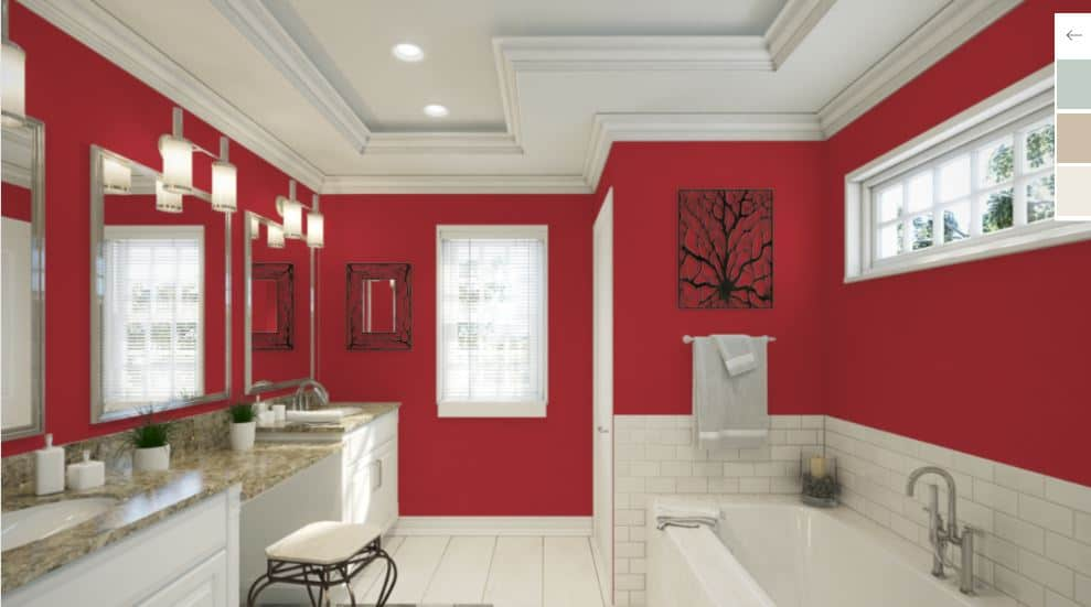 Heartthrob by Sherwin-Williams