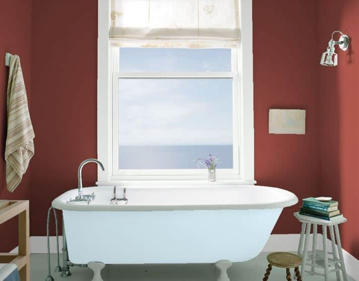 Arroyo Red by Benjamin Moore