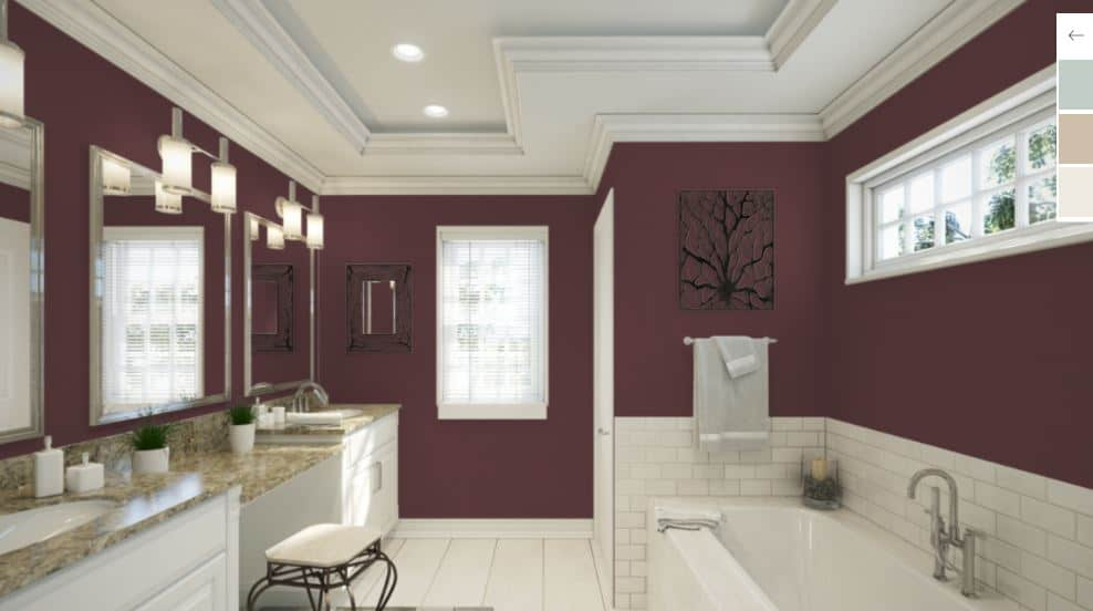 Cordovan by Sherwin-Williams