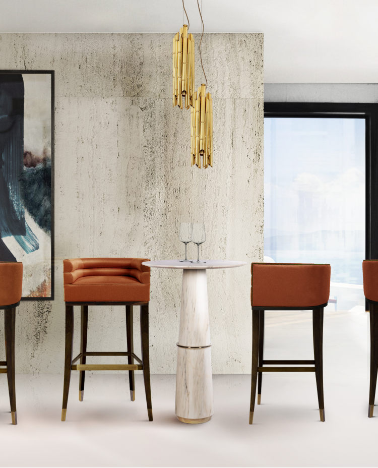 2020's Living Room and Dining Room Trends - The Inspiration You Need 2020 2020's Living Room and Dining Room Trends – The Inspiration You Need BB maa bar chair agra