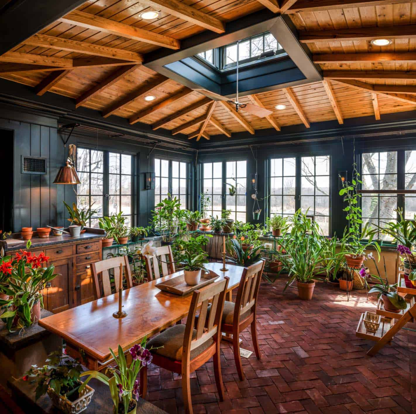 Amazing-Conservatory-Greenhouse-Ideas-23-1-Kindesign