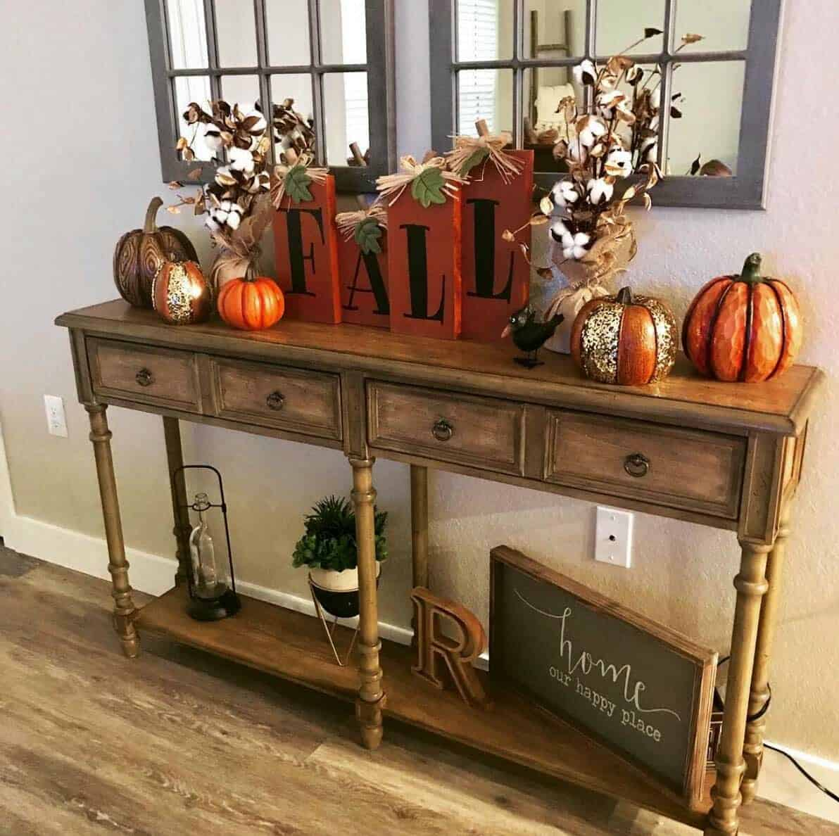 Console-Table-Fall-Decor-Ideas-06-1-Kindesign