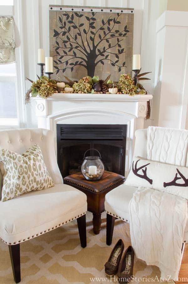 Fall-Decorating-Ideas-Fireplace-Mantel-16-1-Kindesign