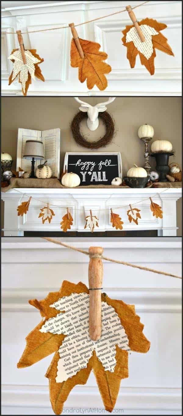 Fall-Decorating-Ideas-Fireplace-Mantel-26-1-Kindesign