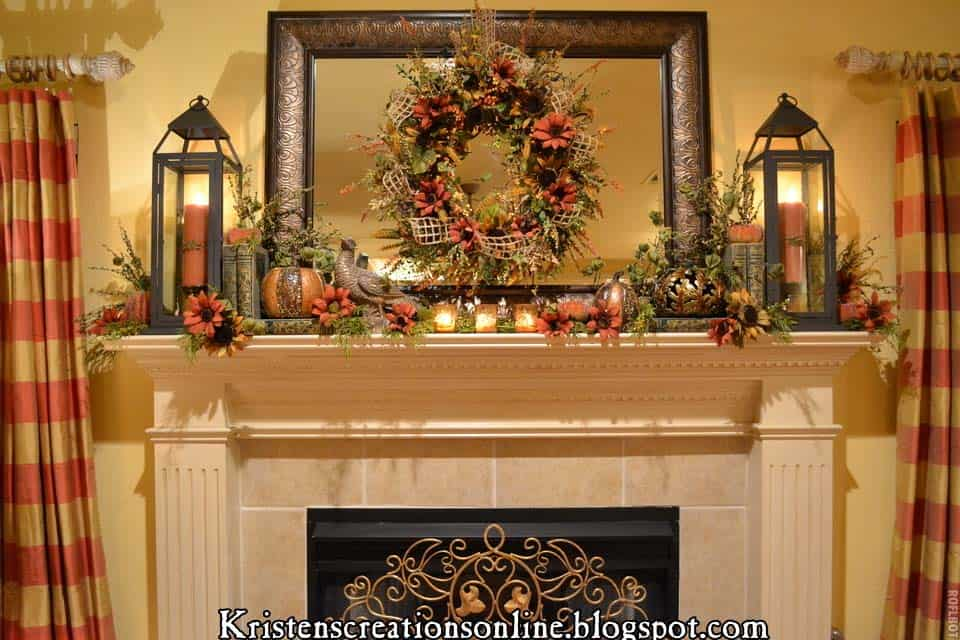 Fall-Decorating-Ideas-Fireplace-Mantel-28-1-Kindesign