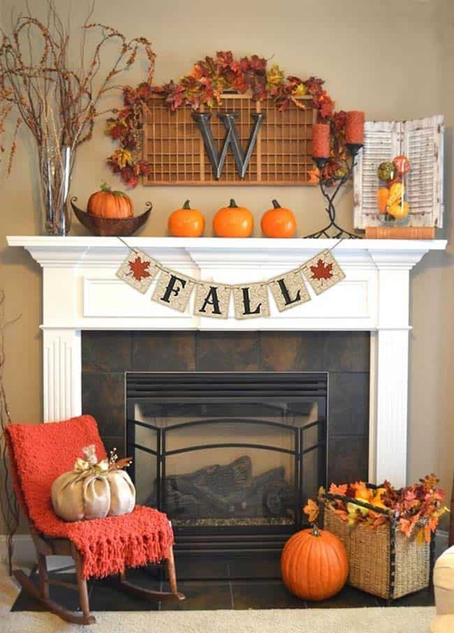 Fall-Decorating-Ideas-Fireplace-Mantel-37-1-Kindesign