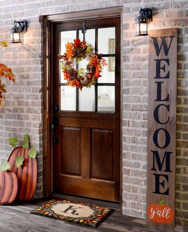 Fall-Front-Door-Decorating-Ideas-20-1-Kindesign
