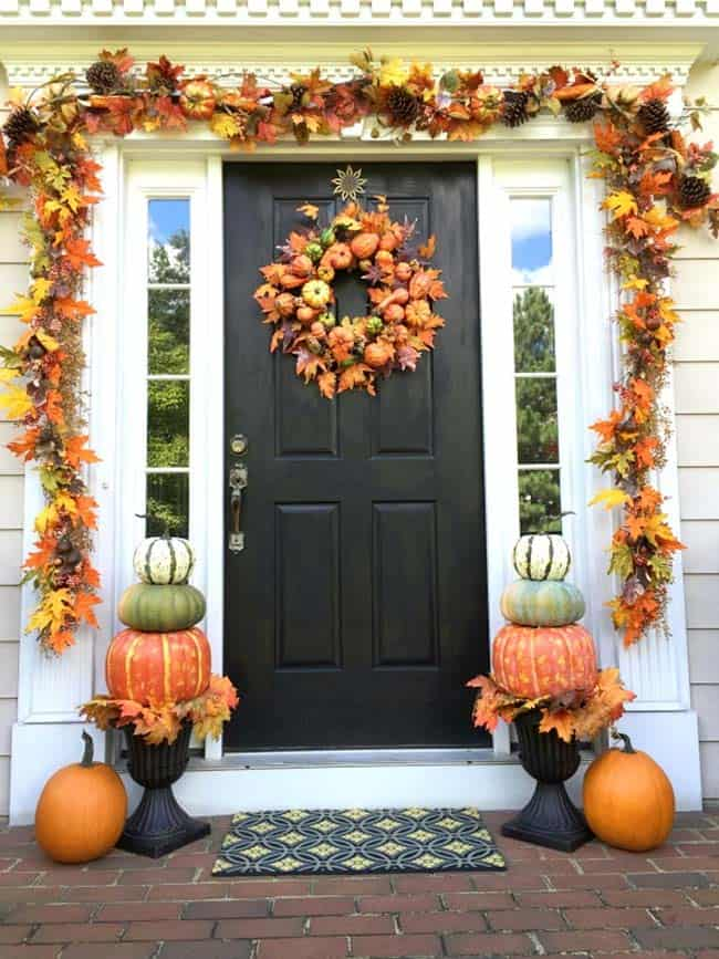 Fall-Front-Door-Decorating-Ideas-35-1-Kindesign