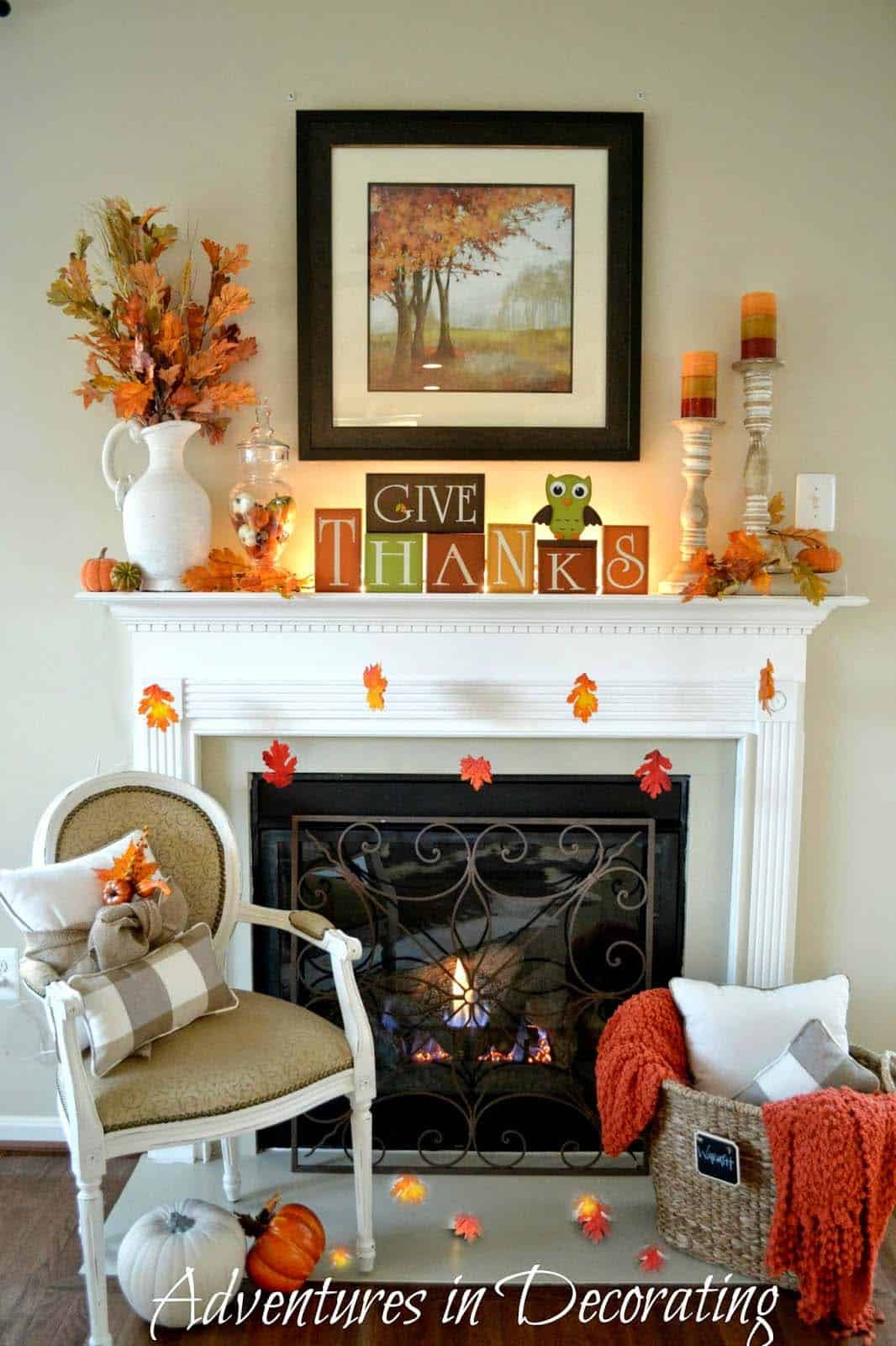 Fall-Mantel-Decorating-Ideas-023-1-Kindesign