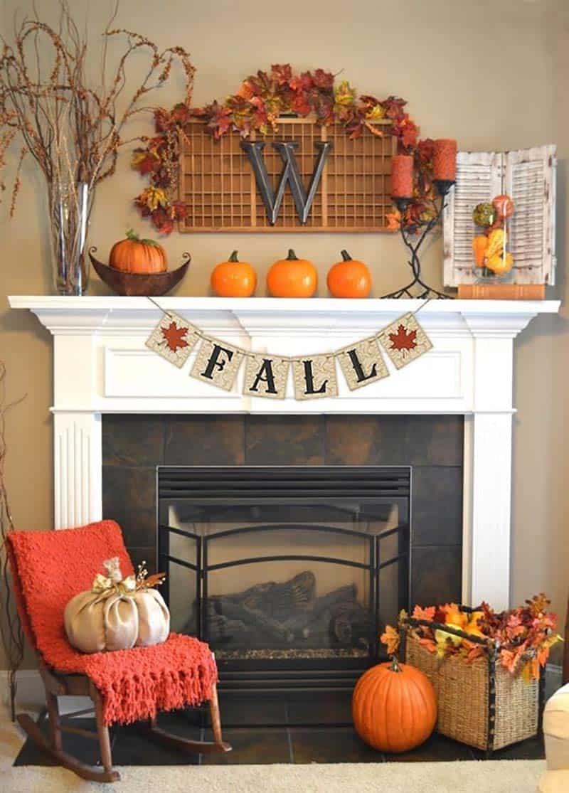 Fall-Mantel-Decorating-Ideas-17-1-Kindesign