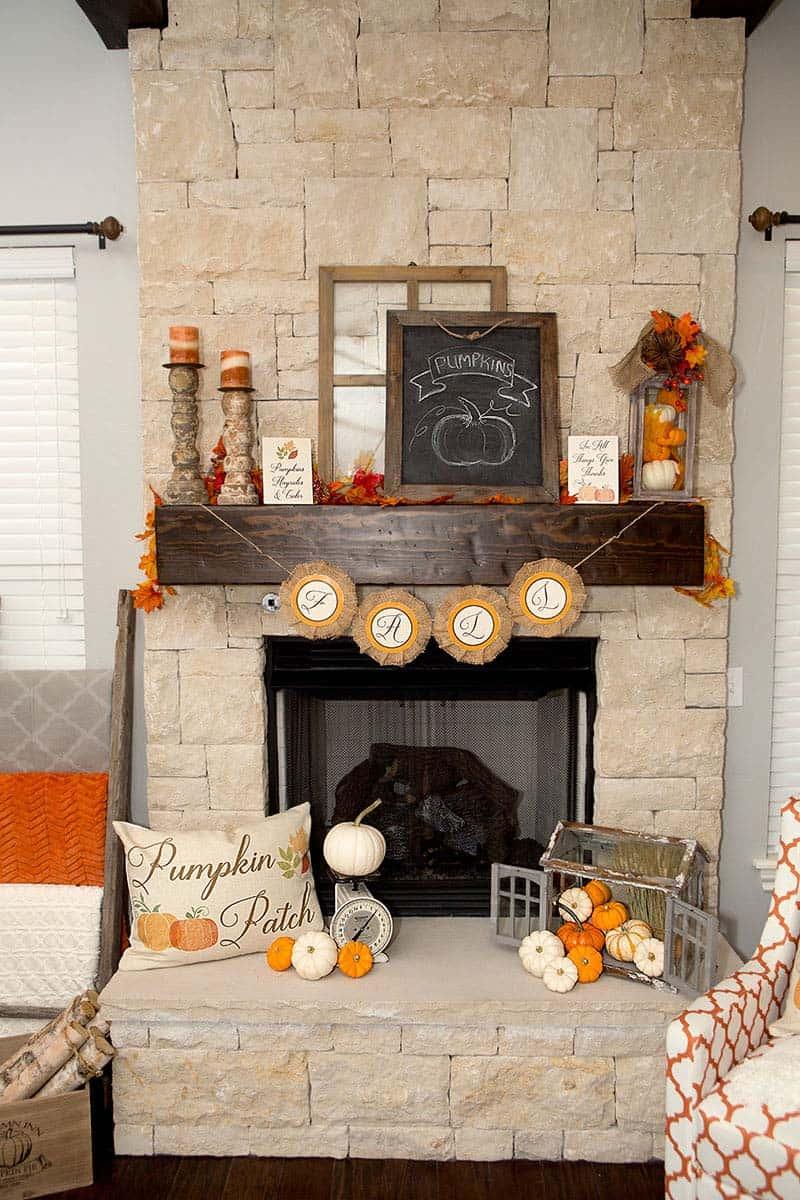 Fall-Mantel-Decorating-Ideas-18-1-Kindesign