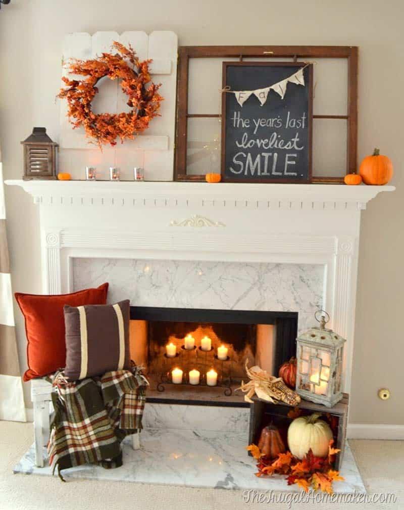 Fall-Mantel-Decorating-Ideas-21-1-Kindesign