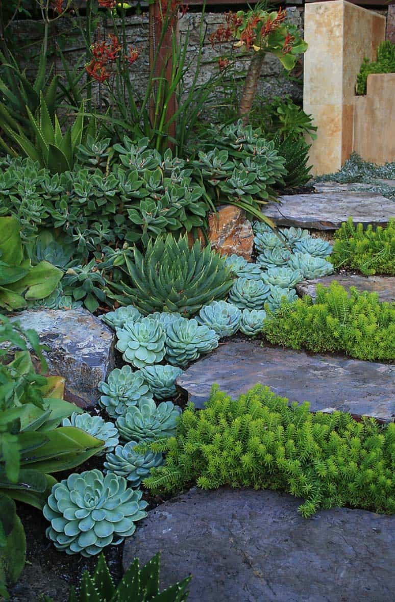 Garden Stone Pathway Ideas 33 1 Kindesign Awesome Decors