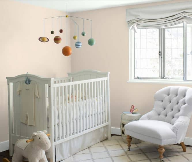 Puppy Paws by Benjamin Moore