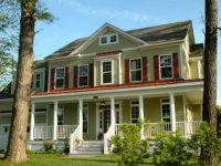 Two-Story 3-Bedroom Colonial Home with Two Stairways