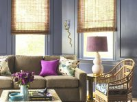 10 Different Shades Of Purple – Best Purple Paint Colors with Purple And Green Living Room Decor