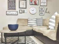 12 Affordable Ideas For Large Wall Decor | Birkley Lane with Decorating Ideas For Large Walls In Living Room