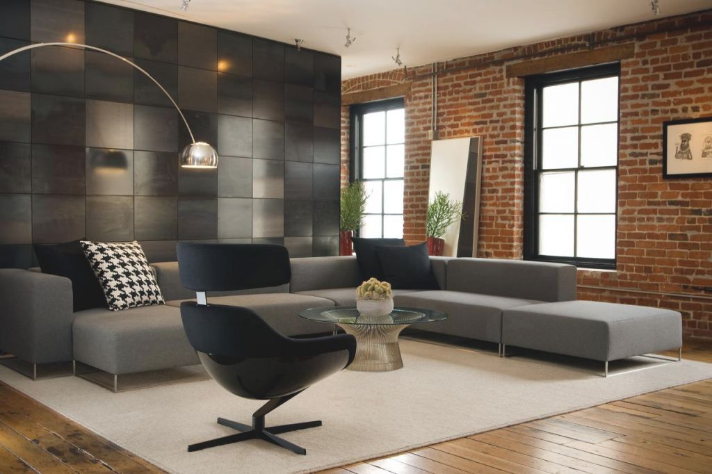 12 Living Room Ideas For A Grey Sectional | Hgtv'S pertaining to 8+ Amazing Ideas For Ideas For Living Room Decoration Modern