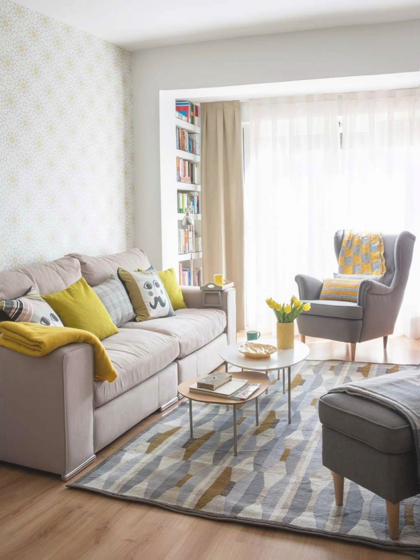 25 Best Small Living Room Decor And Design Ideas For 2020 Within 15 Ideas Gallery For Small Living Room Decorating Ideas Awesome Decors