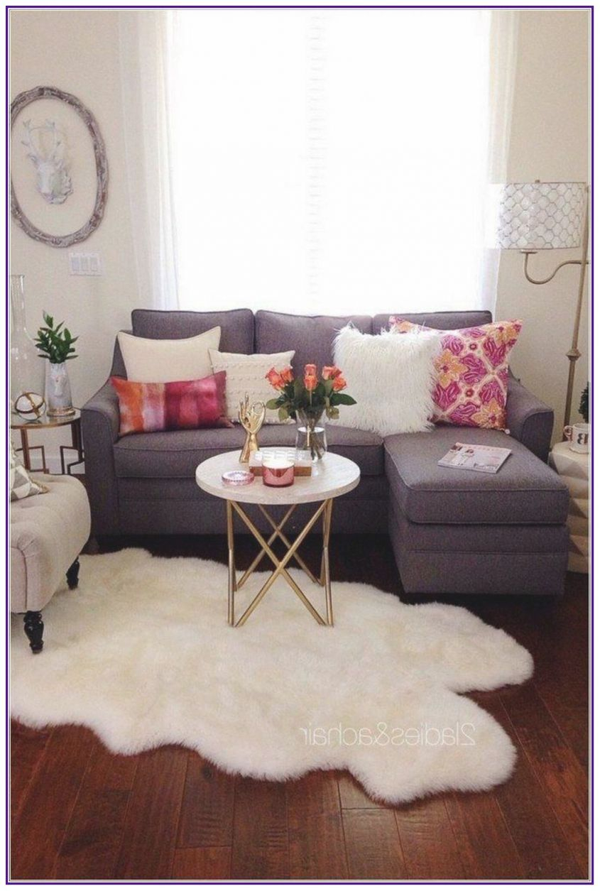28 Affordable Apartment Living Room Design Ideas On A Budget with Decorating A Small Living Room On A Budget