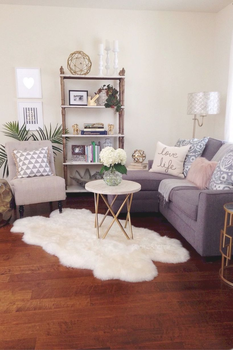 36 Cozy Living Room Ideas On A Budget In 2020   Living Room within 13+ Unique Ideas For Decorating A Small Living Room On A Budget