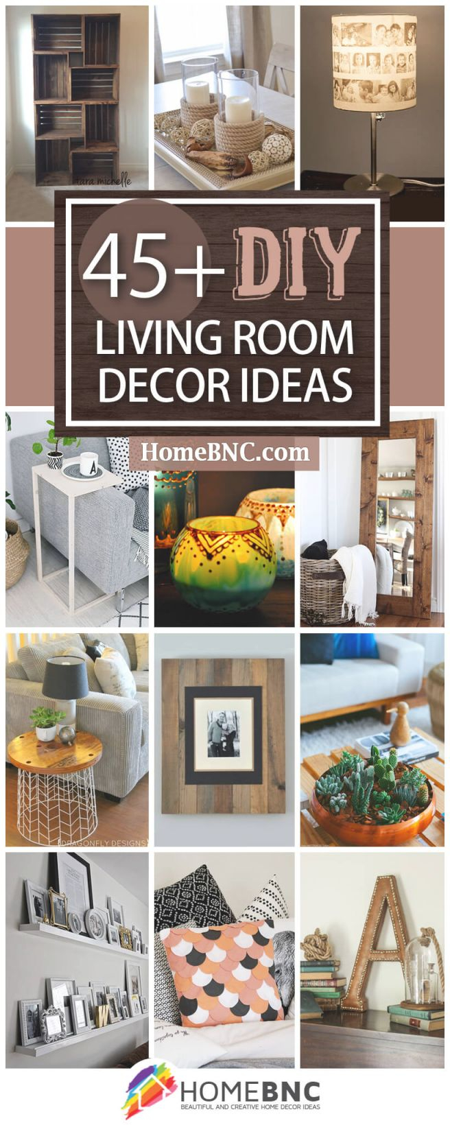 45+ Best Diy Living Room Decorating Ideas And Designs For 2020 in Decorating A Small Living Room On A Budget