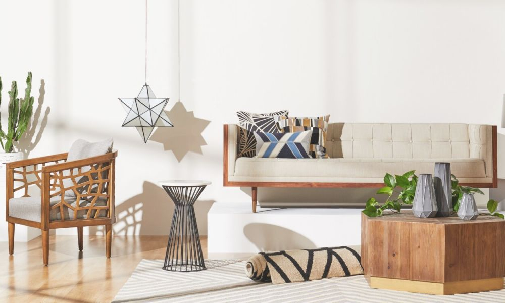 5 Easy Steps To Decorate Your Living Room | Overstock for 10+ Unique Gallery Hunting Decor For Living Room