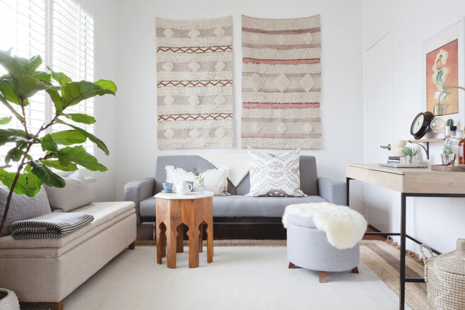 5 Savvy Tips For Decorating A Small Space On A Budget – Verily with Decorating A Small Living Room On A Budget