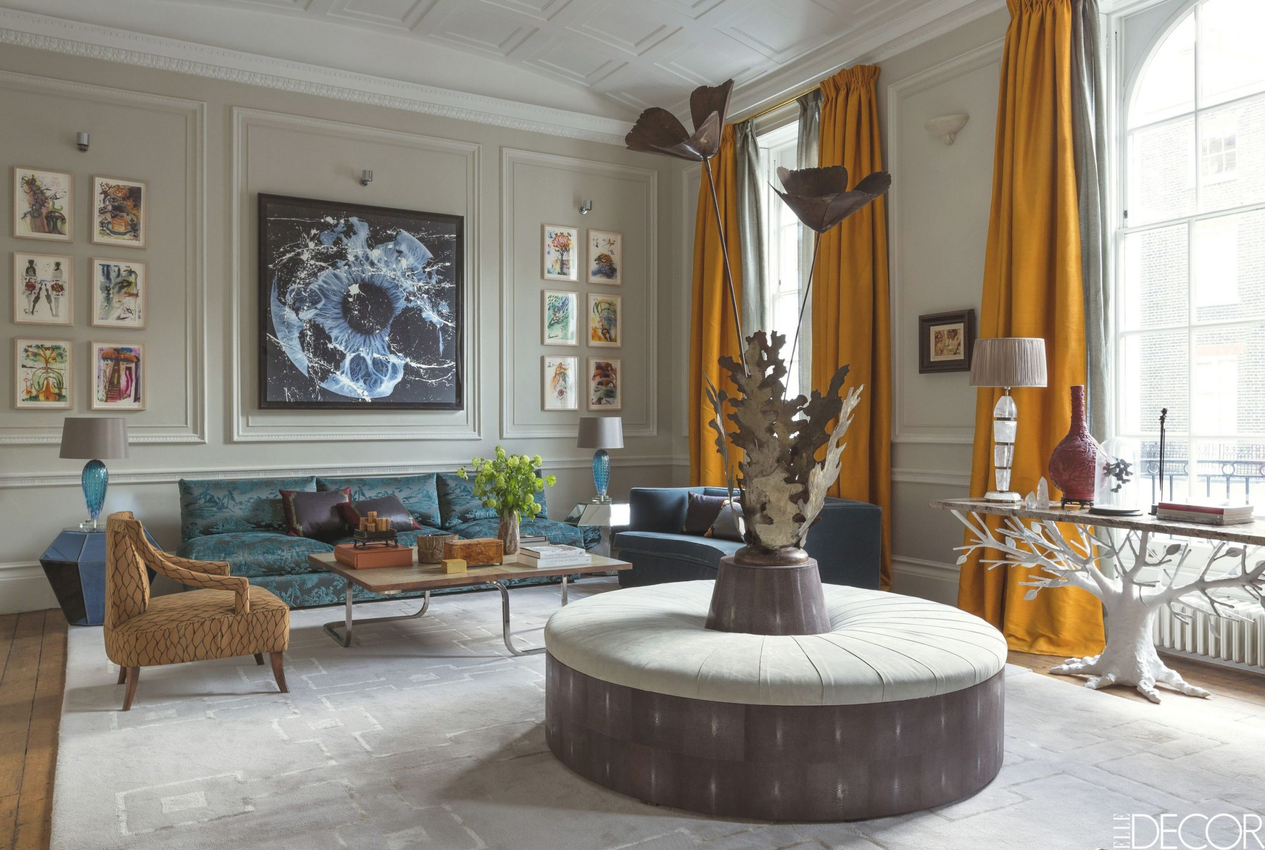 54 Luxury Living Room Ideas - Stylish Living Room Design Photos with Ideas For Living Room Decoration Modern