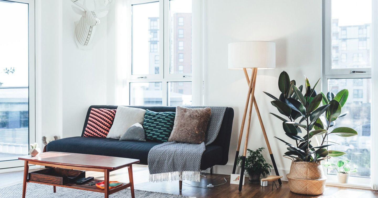 7 Clever Small Living Room Decorating Ideas | Real Simple for 13+ Beautiful Ideas For Decoration Small Living Room