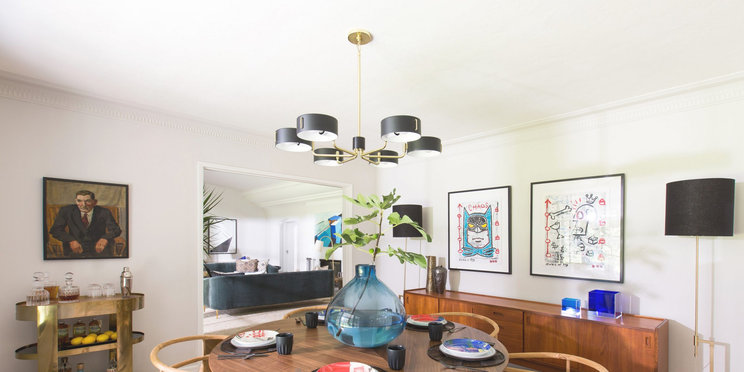 8 Midcentury Modern Decor & Style Ideas: Tips For Interior within Hunting Decor For Living Room
