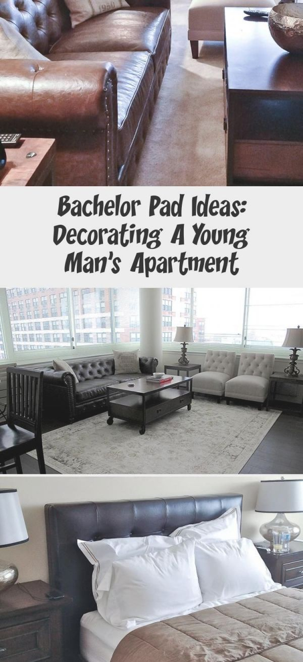 Bachelor Pad Ideas: Decorating A Young Man'S In 2020 (With with regard to Decor Pad Living Room
