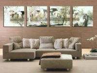 Beautiful Large Living Room Wall Decor Ideas Elegant Rooms intended for Decorating Ideas For Large Walls In Living Room