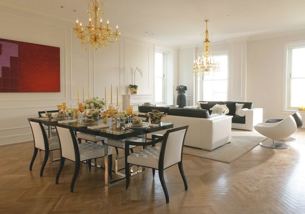 Creative Methods To Decorate A Living Room-Dining Room Combo intended for Lovely Living Room And Dining Room Combo Decorating Ideas