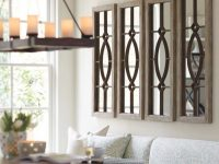 Decorate Mirrors Decorating Architectural Living Room Ideas pertaining to Decorating Ideas For Large Walls In Living Room