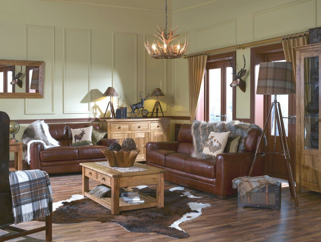 Deer Themed Living Room Hunting Ideas Country Layout And pertaining to 10+ Unique Gallery Hunting Decor For Living Room