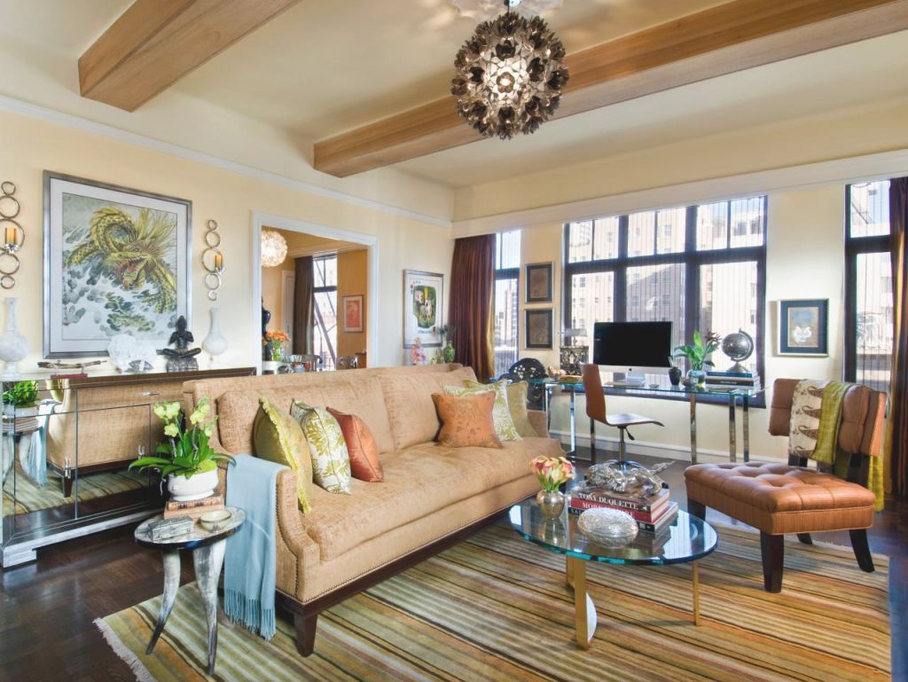 Floor Planning A Small Living Room | Hgtv in Small Living Room Decorating Ideas