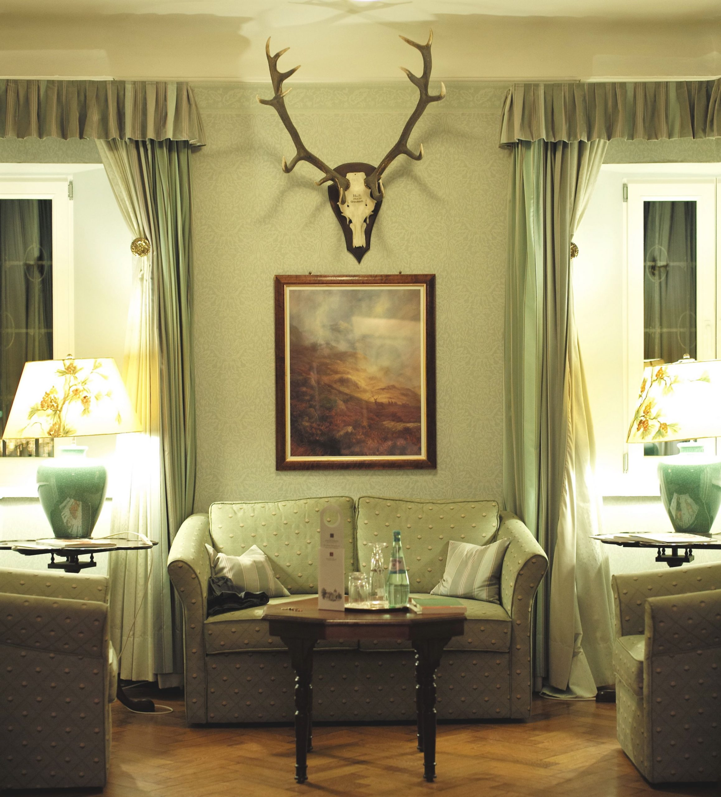 Free Images : Light, Architecture, Floor, Home, Wall, Travel intended for Hunting Decor For Living Room
